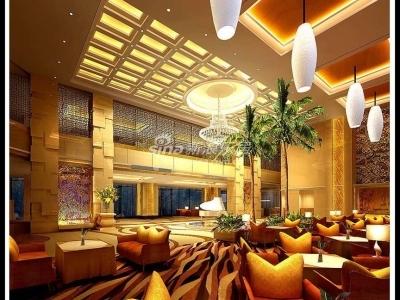 室内设计 装修效果图 客厅 餐厅 卧室
