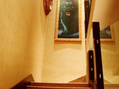 这是通往2楼的楼梯