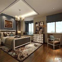 成都品牌装修,川豪装饰,中式风格案例,设计预约电话 13699493288