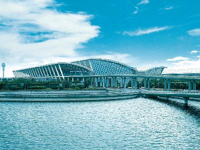 冠军磁砖—上海浦东机场1