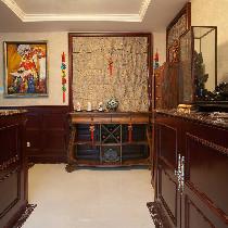 上海英郡雷丁别墅户型美式风格实景展示