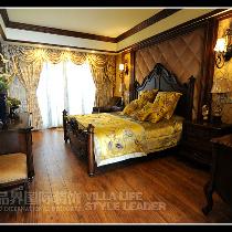 卧室美式风格