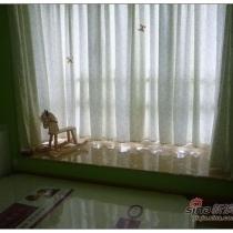 儿童房的飘窗