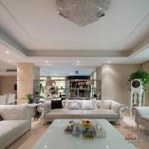 8万打造150平新古典优雅居 自然舒适生活的追随