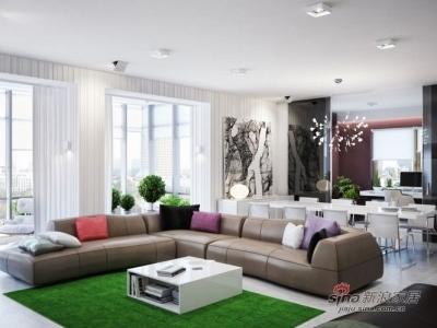 再看一眼客厅,就这样,晒完图片了,实在太自豪客厅的美丽~~~