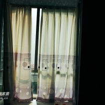书房的窗帘