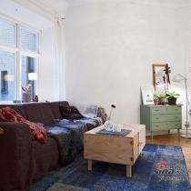 76平奇幻空间北欧公寓