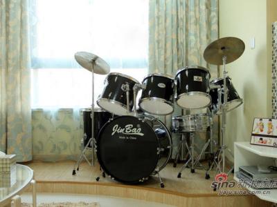 客厅架子鼓