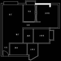 三室初装成