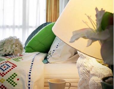 小装饰也能体现不一样的风格。