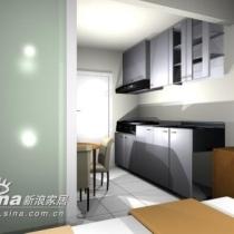 风水大师李居明亲自指导的小跃层住宅