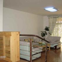 简单而温馨的家-145平米