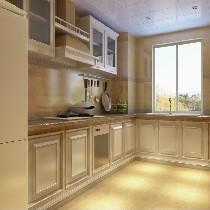 卫生间和厨房也都非常小,能满足实用功能都很有限,所以没有什么结构设计和变化