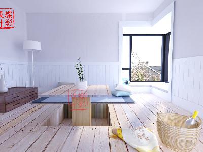 北欧简约大宅设计——活动室