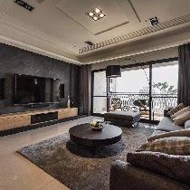 上海实创装饰打造186平现代中式风格装修回归生活本质