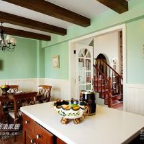 厨房操作台