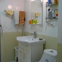 简单的卫生间
