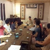【惠量小院】茶友分享茶会