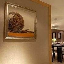 6万装128平时尚居 海归派淡雅简约的视觉家园
