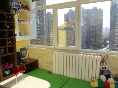 卧室阳台设计