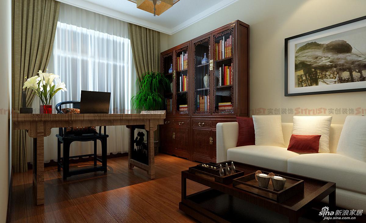 书房设计以花梨木为主的设计,书房是我们除了卧室外经常呆的地方,不仅可以工作也是休息的一个场所,它的宁静氛围也更让现代人所喜欢。中式古典书房设计在古色古香的原味中,在融入现代的元素让我们充分感受到古今置换。