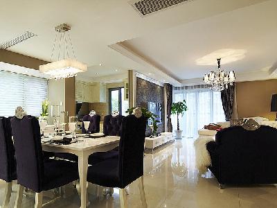餐厅 客厅的设计