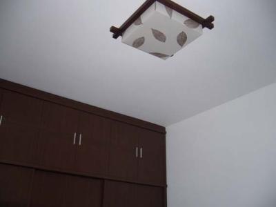父母房1(家具和地板都是爸妈喜欢的颜色和款式)