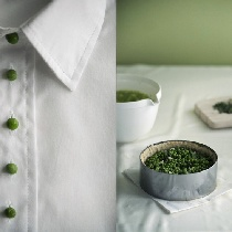 夏天里的那一抹绿--清新食物摄影
