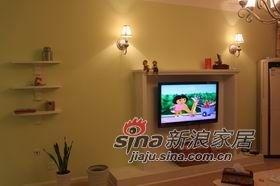 电视背景墙是抄袭设计师陈禹的