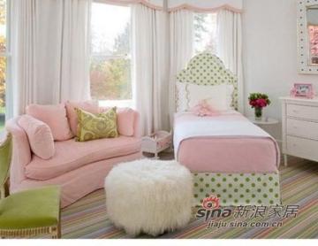 16款清新卧室飘窗设计 点缀你的私密空间