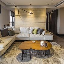 【秦皇岛实创】简约清新的住宅设计 自然气息十足的空间