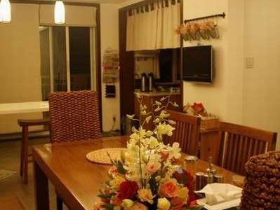 餐厅和厨房