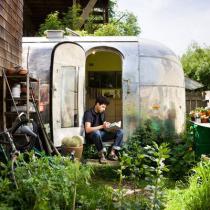 微型房屋 创意空间