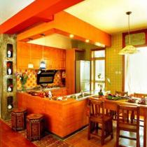敞开式厨房