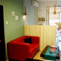强悍小夫妻花2万改造29平小1居变身简约2室1厅