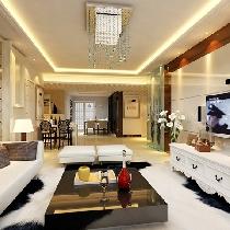 龙湖长楹天街--10.6万190平现代简约新洲装饰案例
