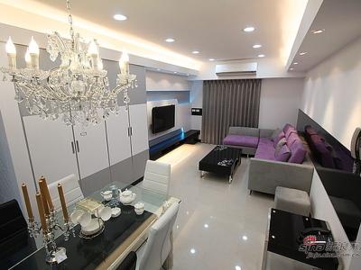 二楼客厅空间