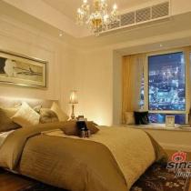 白领美女的45平米欧式单身公寓