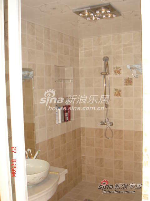 不要浴缸只要简单的主卫生间