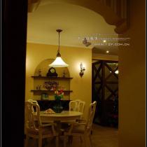 味觉与视觉的双重享受,爱家的味道之餐厅