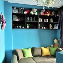 沙发背景墙