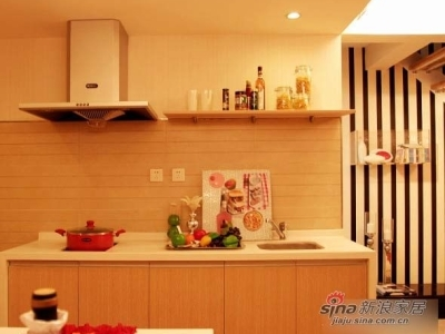 厨房,生活离不开柴米油盐,离不开这幸福的厨房。