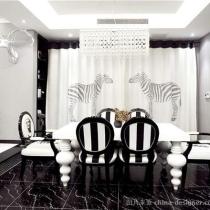 260平黑白艺术空间
