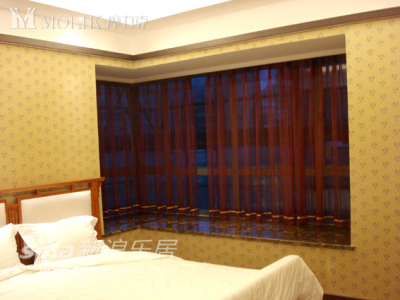 我们房间的窗帘