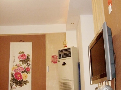 长方形的客厅