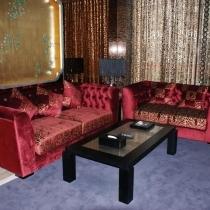 红色装修 豪华酒店设计