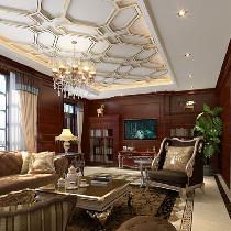 东方普罗旺斯美式风格专业空间设计