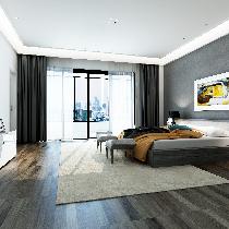 一品漫城别墅装修现代风格设计方案展示,腾龙别墅设计师周峻作品,咨询预约电话 15800615719