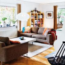 宜家风格现代家装 50年代别墅的时尚