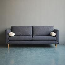 JACBSON比利时亚麻三人沙发,购买链接:http://www.nuandao.com/product/20174
